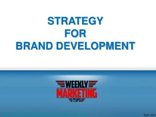 How To Start Own Brand | Business Development Strategy
