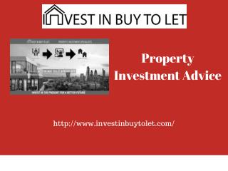 Property Buying Tips By Property Investment Advice In UK