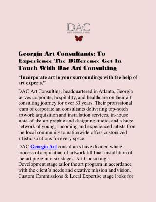 Georgia Art
