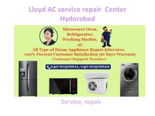 Lloyd ac service center hyderabad