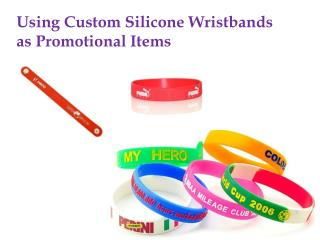 Silicone Wristbands and Rubber Bracelets India's Largest Manufacturer