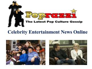 Latest Celebrity News Online