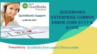 QuickBooks Enterprise Common Error H505 & 6190 -816
