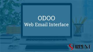 ODOO Web Email Interface