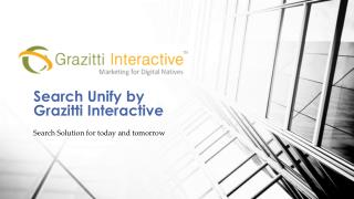 Enterprise Site Search Platform | Search Unify by Grazitti Interactive