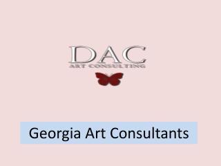 Georgia Art Consultants