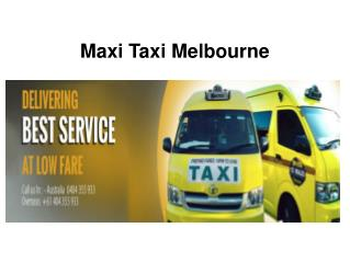 Get the best Taxi Service in Docklands!