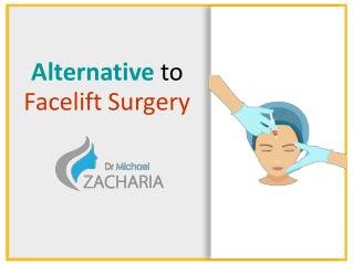 Alternative to Facelift Surgery