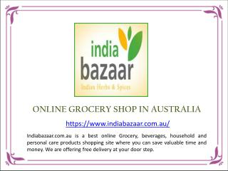 May Special Offer Online Grocery Shop Australia - India Bazaar