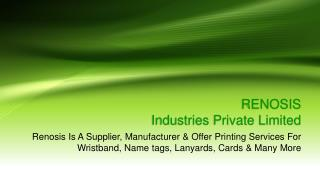 RENOSIS Industries Private Limited