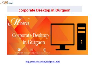 corporate Desktop in Gurgaon