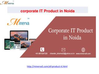 corporate IT Product in Noida