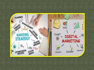 Digital Marketing Services and Its Various Needs