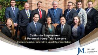 California Employment & Personal Injury Lawyers