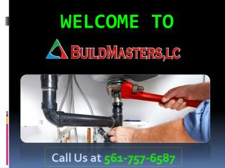 Hire a Professional Plumbing Services