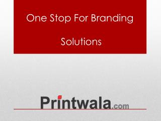 Logo designer in Ahmedabad from printwala, best logo makers