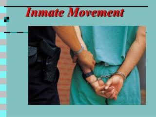 Inmate Movement