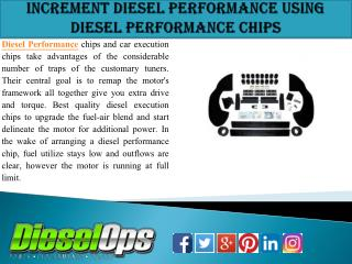 Increment Diesel Performance Using Diesel Performance Chips