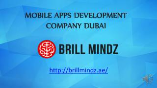Hire Mobile apps developers in Dubai