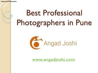 Best Professional Photographers in Pune