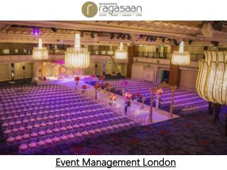 Event Management London