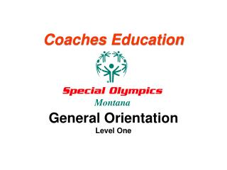 Coaches Education