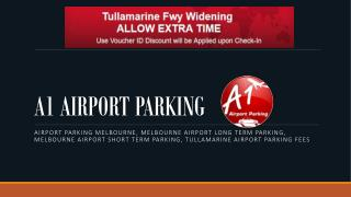 A1 Airport Parking - Offers Secure Parking Solutions