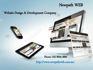 Newpath WEB - Website Design & Development Company
