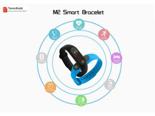 Bluetooth Smart Wristband M2 || personal fitness bands