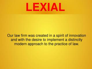 Belgium Immigration Lawyer | Lexial Law Firm