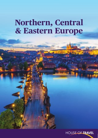 House of travel - Northern, Central & Eastern Europe Brochure 2017