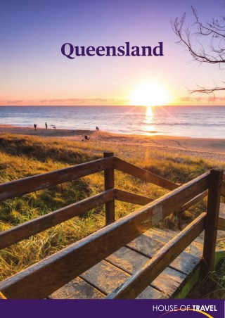 House of travel - Queensland Brochure 2017