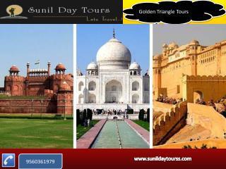 Golden Triangle Delhi Agra Jaipur Tour