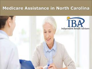 Medicare Assistance in North Carolina