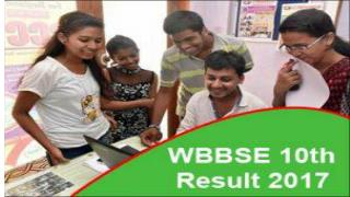 WBBSE 10th Result 2017 will be released tomorrow