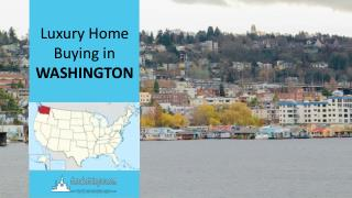 Luxury Home Buying in Washington, DC