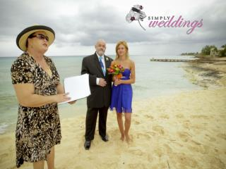 Arrange an alluring wedding in the Cayman Islands