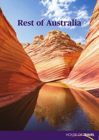 House of travel - Rest of Australia 2017