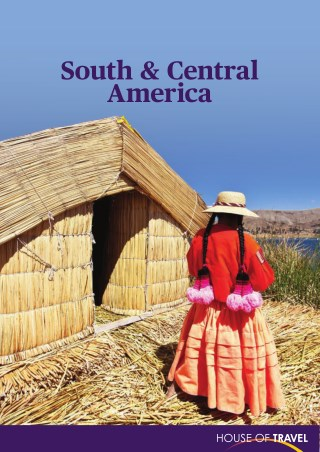 House of travel - South and Central America Brochure 2017
