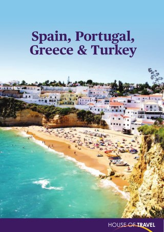 House of travel - Spain, Portugal, Greece & Turkey 2017