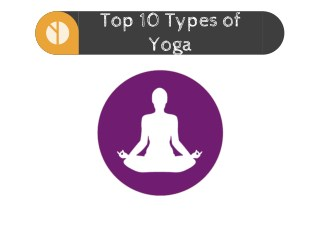 Top 10 Types of Yoga