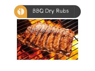 BBQ Rubs & Seasonings - Barbeque Rubs & Seasonings