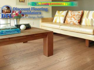 Buy Wholesale Laminate Flooring
