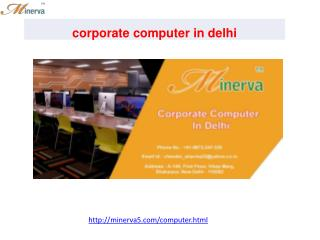 corporate server in delhi