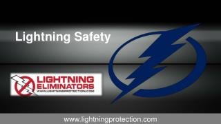 Lightning Safety Devices From Lightning Eliminators
