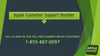 Need an Apple Customer Support Phone Number?