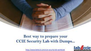 CCIE Security Lab Workbook