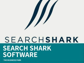 Search Shark Software