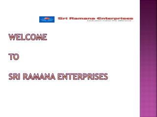The cost-effective decking sheets by Sri Ramana Enterprises
