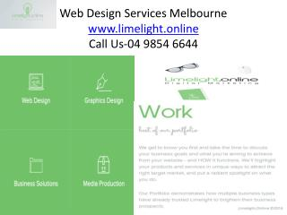 Web Design Echuca | Web Design Services Melbourne